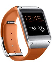 Galaxy Gear Smartwatch- Retail Packaging - Wild Orange (Discontinued by Manufacturer)
