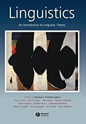 Linguistics: An Introduction to Linguistic Theory