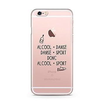 coque iphone 6 alcool