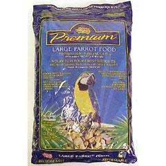 Living World Large Parrots Premium Mix Handle Bag, 20-Pound, My Pet Supplies