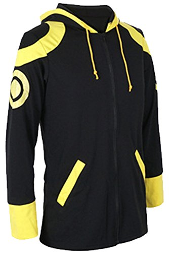 Costhat Casual Mystic Messenger 707 Extreme Luciel Choi Jacket Hoodie by Costhat (Image #3)
