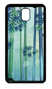 Samsung Galaxy Note 3 N9000 Case,Samsung Galaxy Note 3 N9000 Cases - Bamboo TPU Custom Samsung Galaxy Note 3 N9000...