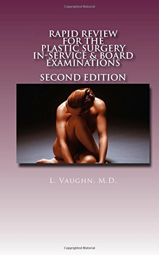 Rapid Review for the Plastic Surgery Inservice & Board Examinations: Second Edition