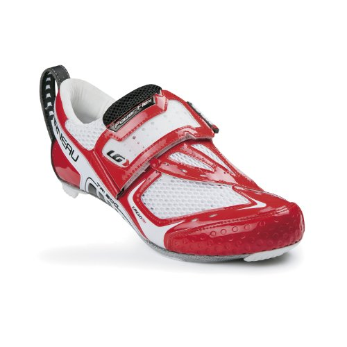 Louis Garneau Men's Tri-300 Triathlon Cycling Shoes Ginger-42 by Louis Garneau