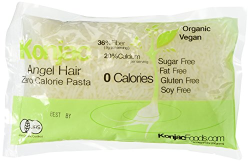 Konjac Shirataki Angel Hair Pasta Noodles 8.8 oz. | Desertcart