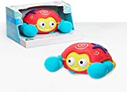 Early Learning Centre Push 'n' Go Crab, Amazon Exclusive, Multi-Color