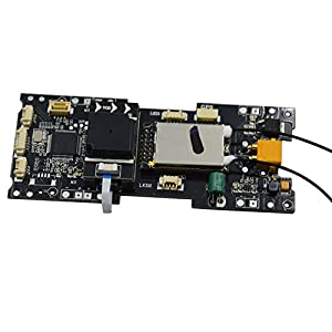 Blomiky B2W Receiver PCB Board For MJX B2W B2C Bugs 2 Brushless GPS RC Quadcopter Drone B2W Receiver by MJX