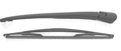 Brazo y escobilla de limpiaparabrisas trasero de ajuste exacto 40 cm RA853