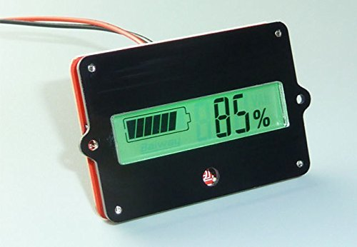 Yosoo Capacity Tester Indicator 12V