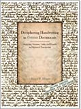 Deciphering Handwriting in German Document: Analyzing German, Latin, and French in Historical Manuscripts