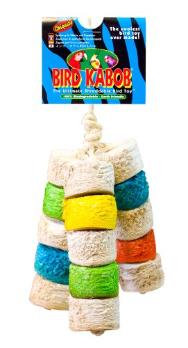 Bird Kabob Chiquito Chew Toy - Bird Wesco Kabob