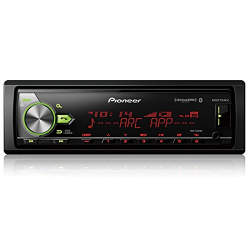 (Pioneer MVH-S501BS Digital Media Receiver with Bluetooth)
