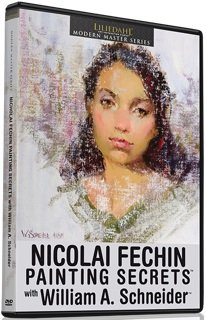''Nicolai Fechin Painting Secrets'' by William A. Schneider by Streamline