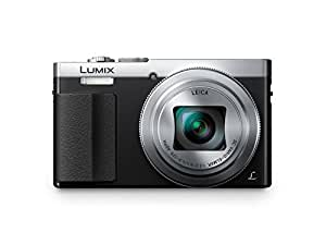 Panasonic LUMIX DMC-ZS50S 30X Travel Zoom with Eye Viewfinder (Silver) (Certified Refurbished)