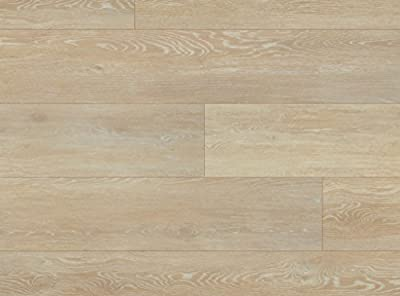 "COREtec Plus Ivory Coast Oak Engineered Vinyl Plank 8mm x 7"" 50LVP705 SAMPLE from USFloors"
