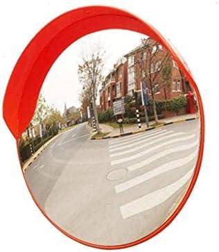 カーブミラー ドライブ方法のガレージのための凸面鏡の監視ミラー耐候性がある屋外の交通ミラー45cm 60cm 80cm 100cm RGJ12-5 (Size : 80cm)