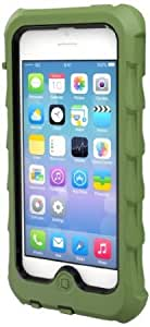 Gumdrop Cases Drop Tech Case for iPhone 5C - Retail Packaging - Army Green