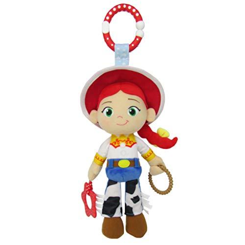 Jessie On Toy Story (Disney Pixar Toy Story On The Go Activity Toy,)