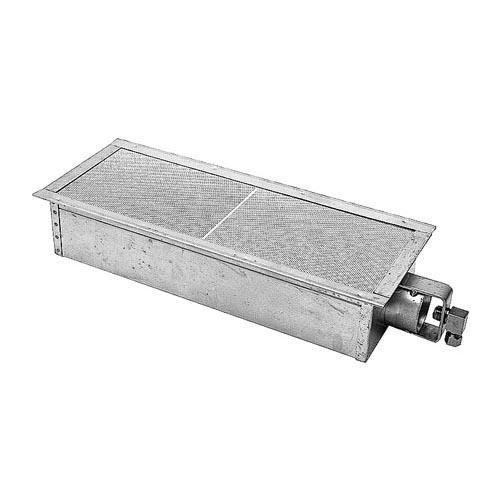 Garland GARLAND 222106-2 Burner 30.75'' X 7'' Steel For Jade Cheesemelter Jcm /Us Range Ircma 262227