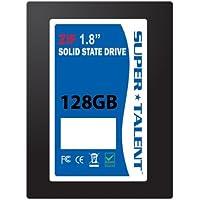 Super Talent 1.8-Inch 128 GB DuraDrive ZT2 ZIF Solid State Drive (MLC) FZM28GW18P
