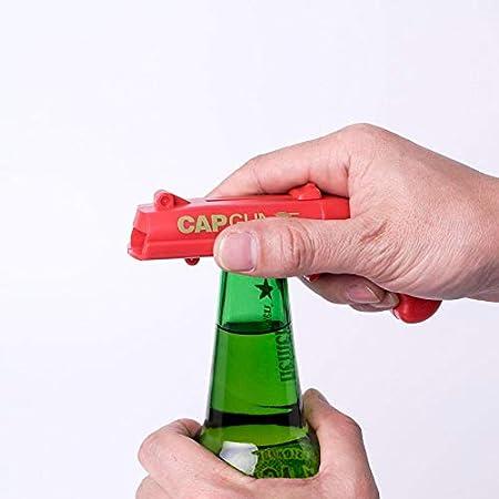 Abrebotellas De Cerveza Sacacorchos Juego De Abridor De Vino Abridor De Botellas Tapa De Pistola Abridor De Cerveza para Tapa De Botella para Fiesta De Bar