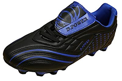 D Power Men's Flexible Athletic Soccer Cleats