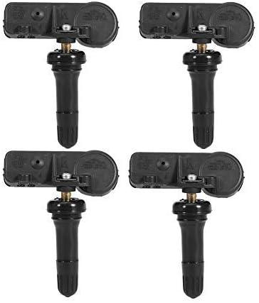 Reifendruckkontrolle 4 St/ück Reifendruck Monitor Reifendruckkontrollsensoren TPMS DE8T1A180AA