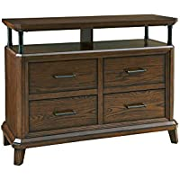 Broyhill Estes Park Media Chest, Brown