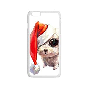 LJF phone case Merry Christmas fashion practical Phone Case for iPhone 6