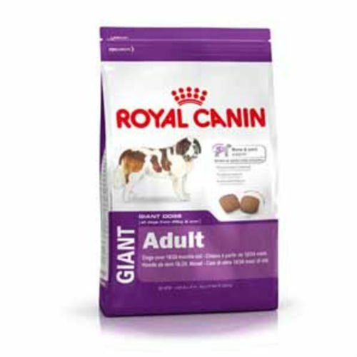 Royal Canin Giant Adult Dogs Food 15kg