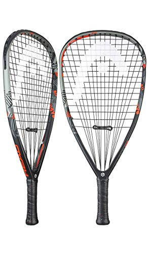 HEAD Graphene XT Radical 170 Racquetball Racquet, Strung, 3 5/8 Inch Grip