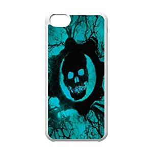 iPhone 5C Phone Case Gears of War SA82880
