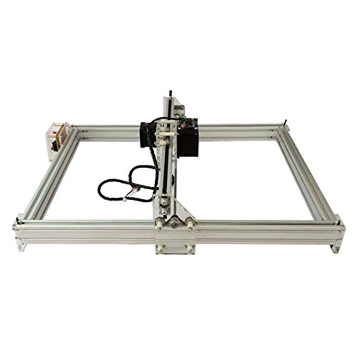 SUNWIN 4050CM 12V USB Desktop Laser Cutting/Engraving Machine DIY Logo Picture Marking (2.5W) (Best Laser Engraver Reviews)
