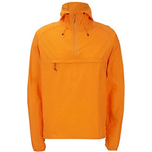 Mens Anorak (Fjallraven Men's High Coast Wind Anorak Jacket, Seashell Orange, L)