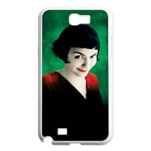 XOXOX Amelie Phone Case For Samsung Galaxy Note 2 N7100 [Pattern-4]