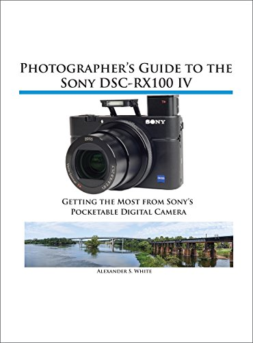 Photographer's guide to the sony dsc-rx100 is available | white.