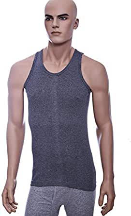 John Gladstone Grey Under Shirt For Men
