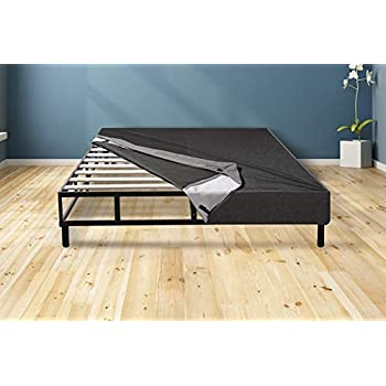Amazon Com Zinus Justina Quick Snap Standing Mattress