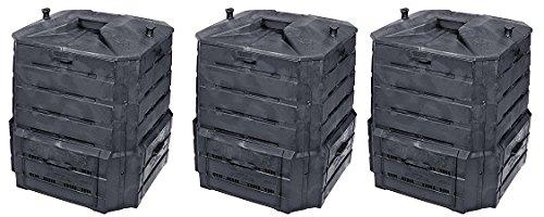 Algreen Products - Cubo de basura para compost, diseño clásico ...