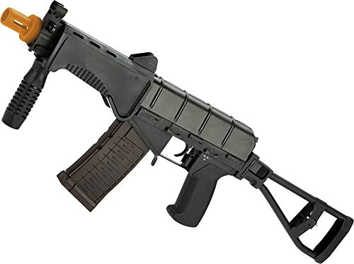 Evike LCT SR-3M Compact PDW Airsoft AEG w/Side Folding Skeleton Stock