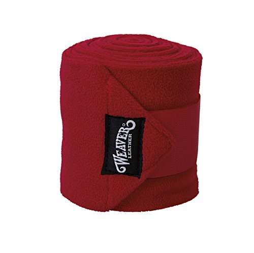 Weaver Leather Polo Leg Wraps (Red Horses Leather)