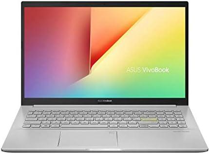 ASUS Vivobook Ultra K513EA-EJ303TS (i3-1115G4/4G/256 PCIe SSD/Transparent SILVER/15.6″FHD/1Y International Warranty + MacFee/Office H&S/Windows 10/Backlit KB/Finger Print/1.6Kg)