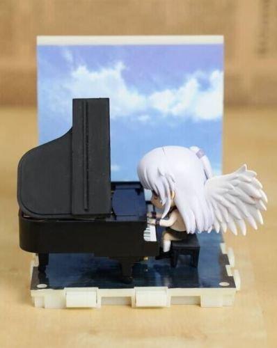Ggtop Anime Angel Beats Tenshi Tachibana Kanade w Piano PVC Figure New In Box