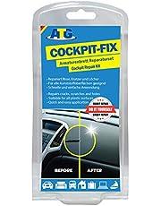 ATG Dashboard reparatieset, krassen verwijderen gemakkelijk gemaakt, 16-delige set voor elke auto en alle kleuren