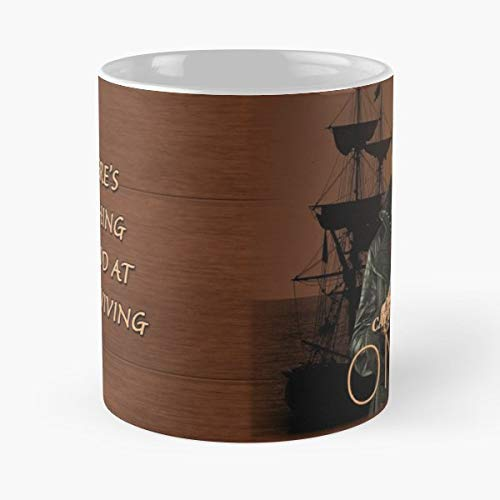 Gift Captain Jones Upon Ceramic Hook Unique Novelty Best Oz For Holidays Time CupThe A Killian Once Coffee 11 Mugs O8w0PknX