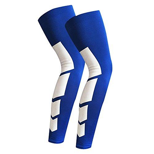 light blue running sleeves - 5