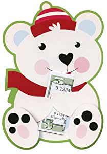 Amazon.com: Polar Bear Money Grabber - Paper Magic ...