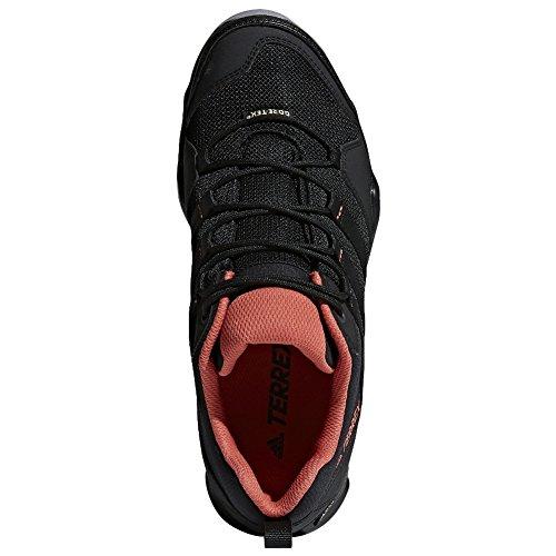 Adidas Sport Performance Dames Terrex Ax2r Gtx W Sneakers Zwart, Zwart, Trace Scarlet
