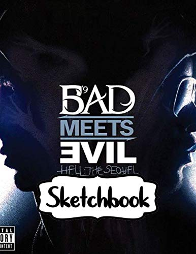 Sketchbook: Bad Meets Evil American Hip Hop Duo Royce Da 5'9