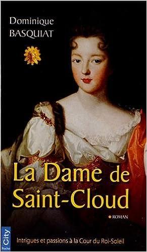 Lire La dame de Saint-Cloud pdf